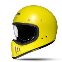 Shoei Bukósisak EX-Zero Fényes Sárga