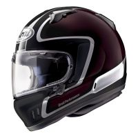 ARAI BUKÓSISAK RENEGADE-V OUTLINE PURPLE BLACK