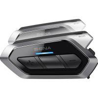 SENA 50R alacsony profilú kommunikációs rendszer dupla szett (MESH 2.0 és Bluetooth 5)