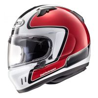 ARAI BUKÓSISAK RENEGADE-V OUTLINE RED