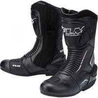 FLM motoros csizma sports 2.0 fekete