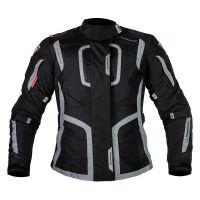 Mugen Race Női Motoros Textil Kabát 1145 Fekete