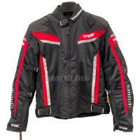 Mugen Race Motoros Textil Kabát 2026 Mesh Fekete-Piros