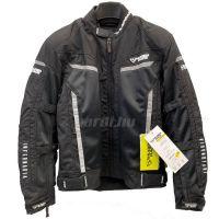 Mugen Race Motoros Textil Kabát 2026 Mesh Fekete