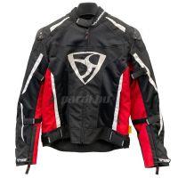 Mugen Race Motoros Textil Kabát 2025 Mesh Fekete-Piros
