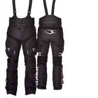 Mugen Race Motoros Textil Nadrág 1651 Fekete