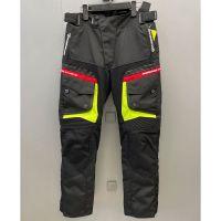 Mugen Race Motoros Textil Nadrág 2051 Fekete - Fluo
