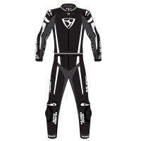 Mugen Race Motoros Bőrruha 2007 2részes Fekete-Fehér