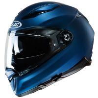 HJC Bukósisak F70 Matt Metál Kék