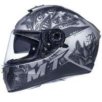 MT Bukósisak Blade 2 SV Breeze E2 Matt Gray