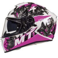 MT Bukósisak Blade 2 SV Breeze D8 Gloss Pearl Pink