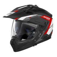 NOLAN Bukósisak N70-2X Grandes Alpes N-COM Flat Black 20