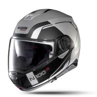 NOLAN Bukósisak N100-5 Consistency N-COM Flat Silver 21