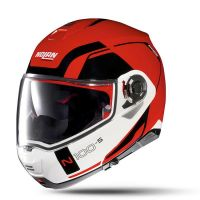 NOLAN Bukósisak N100-5 Consistency N-COM Corsa Red 23