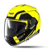 NOLAN Bukósisak N100-5 Consistency N-COM Led Yellow 26