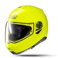 NOLAN Bukósisak N100-5 Hi-Visibility N-COM Fluo Yellow 22