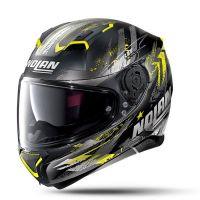NOLAN Bukósisak N87 Carnival N-COM Flat Black 85