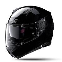 NOLAN Bukósisak N87 Classic N-COM Glossy Black 3