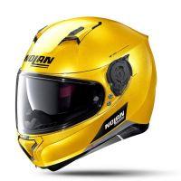 NOLAN Bukósisak N87 Emblema N-COM Spark Yellow 76