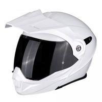 Scorpion Bukósisak ADX-1 Solid Pearl White