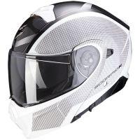 Scorpion Bukósisak EXO-930 Cielo Pearl White - Black