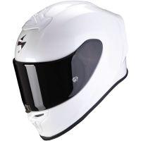 Scorpion Bukósisak EXO-R1 Air Solid Pearl White