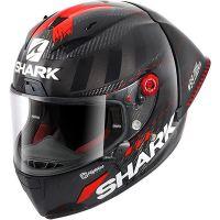 Shark Bukósisak RACE-R PRO GP LORENZO WINTER TEST 99 Carbon-Anthracite-Red-DAR