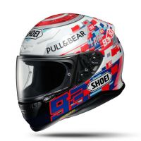 Shoei Bukósisak NXR Marquez Power Up Tc-1