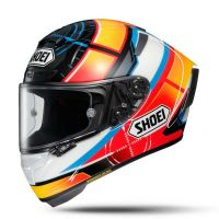 SHOEI BUKÓSISAK X-SPIRIT III DE ANGELIS TC-1