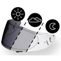 Shoei Plexi CWR-1 Photochromic